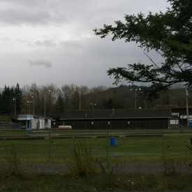 Photo of Hannegan Speedway & the Mount Baker Motorcycle in Mt. Baker