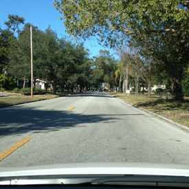 Photo of Central Avenue  in Seminole Heights