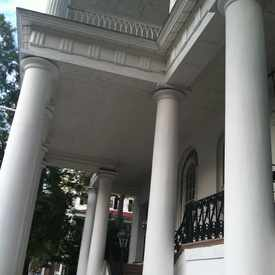 Photo of Building with nice pillars