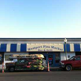 Photo of Westport Flea Market-Bar-Grill in Old Westport