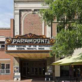 Photo of The Paramount Theater, East Main Street, Charlottesville, VA in Downtown