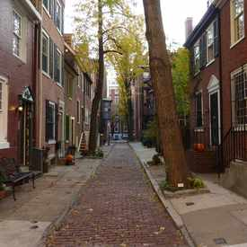 Photo of South Warnock Street in Center City East