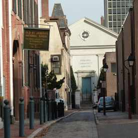 Photo of Willings Alley in Center City East