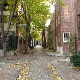 Photo of Hutchinson Street in Center City West