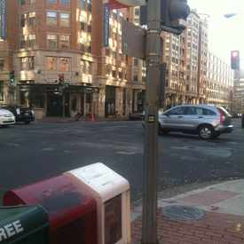 Photo of Circulator Bus Stop in West End