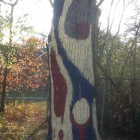 Photo of Painted Tree