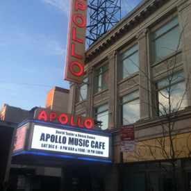 Photo of Apollo Theater in Harlem