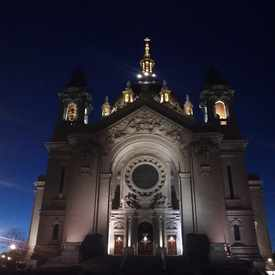 Photo of St. Paul Cathedral in Downtown