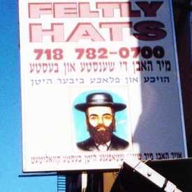 Photo of Feltly Hats Inc in Williamsburg