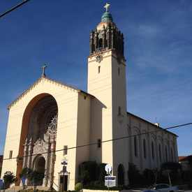 Photo of St. Cecilia Catholic Church San Francisco in Inner Parkside