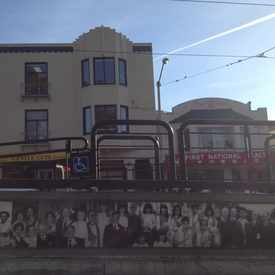 Photo of L Taraval stop at 24th Ave in Parkside