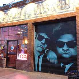 Photo of Back Alley Blues & BBQ in Downtown