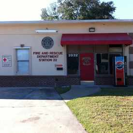 Photo of Jacksonville Fire and Rescue Fire - Station 22 in Hyde Park