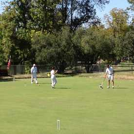 Photo of Lawn Bowling Club at Washington Park in Washington Park
