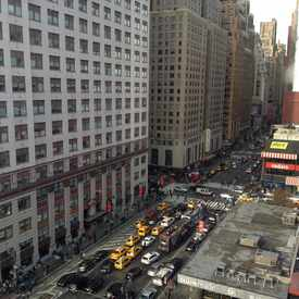 Photo of 8th Avenue & 33rd Street in Garment District