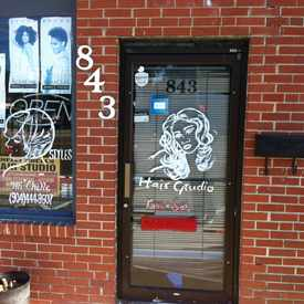 Photo of Shelly Shells Hair Studio in Murray Hill