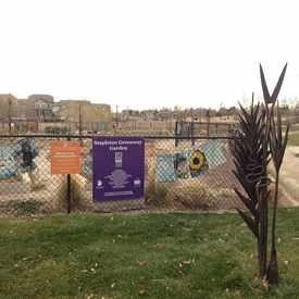 Photo of Stapleton Greenway Garden in Stapleton