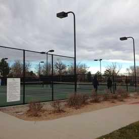 Photo of Stapleton Tennis Courts in Stapleton