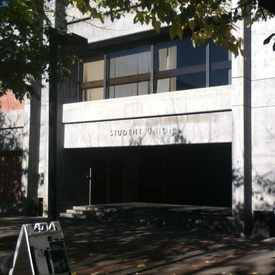Photo of Student Union, San Jose State University in Downtown