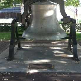 Photo of Tower Bell, San Jose state University in Downtown