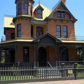 Photo of Rosson House in Central City