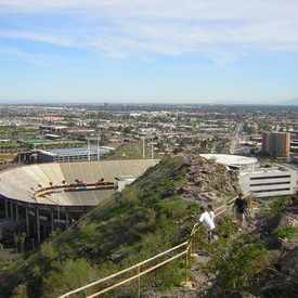 Photo of Sun Devil Stadium
