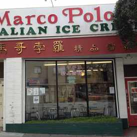 Photo of Marco Polo Italian Ice Cream in Parkside