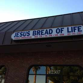 Photo of Jesus Bread of Life