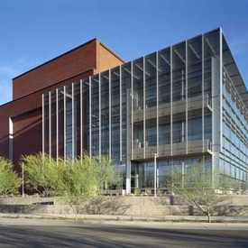 Photo of Biodesign Institute, Arizona State University