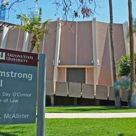 Photo of Armstrong Hall
