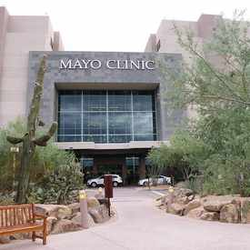 Photo of Mayo Clinic Hospital in Desert View