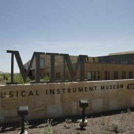 Photo of Musical Instrument Museum in Desert View
