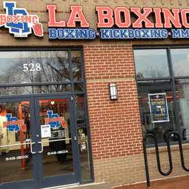 Photo of LA Boxing in Braddock Road Metro