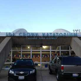 Photo of Ida Crown Natatorium in Noble Square