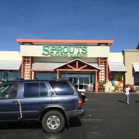 Photo of Sprouts. Farmers Market in S Y Jackson
