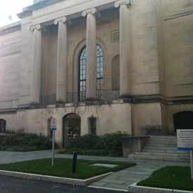 Photo of Baltimore Museum of Art in Johns Hopkins Homewood