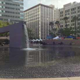 Photo of Pershing Square in Downtown