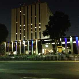 Photo of Compton Sheriff Station