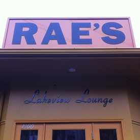 Photo of Rae's Lakeview Lounge in Northwest