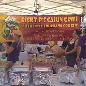 Photo of Ricky P's Cajun Grill in Downtown