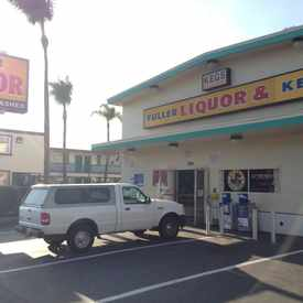 Photo of Fuller Liquor in Midway District