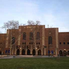 Photo of The Palestra in University City