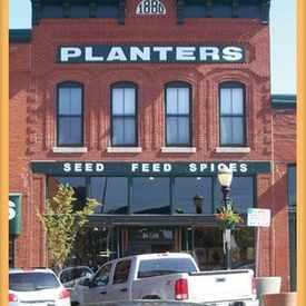 Photo of Planters Seed-Feed-Spices in River Market