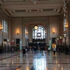 Photo of Union Station in Crown Center