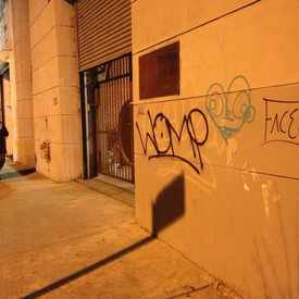 Photo of Womp Throw Up in Little Italy