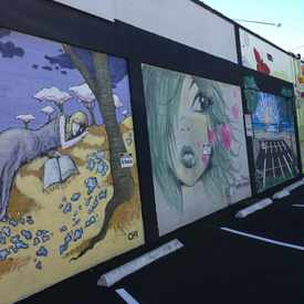 Photo of The Art Institute of California - Street Art in Mission Valley East