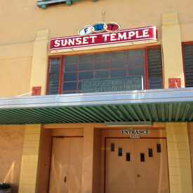Photo of Sunset Temple in North Park
