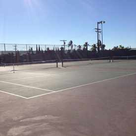 Photo of Tennis Courts in North Park