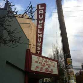 Photo of Laurelhurst Theatre in Kerns