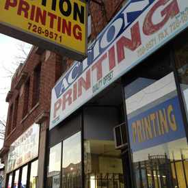 Photo of Action Printing Co in Ravenswood